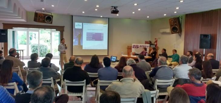 Presentación de Aval Fértil SGR en San Antonio de Areco.