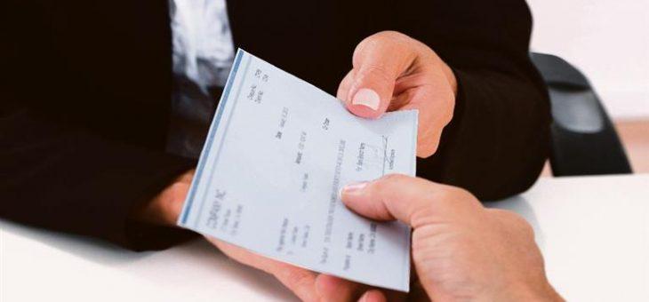 Pymes pueden negociar sus cheques al 40% en el mercado